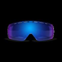 LENTILE NASTEK POLARIZATE BLUE MAGLENS S3